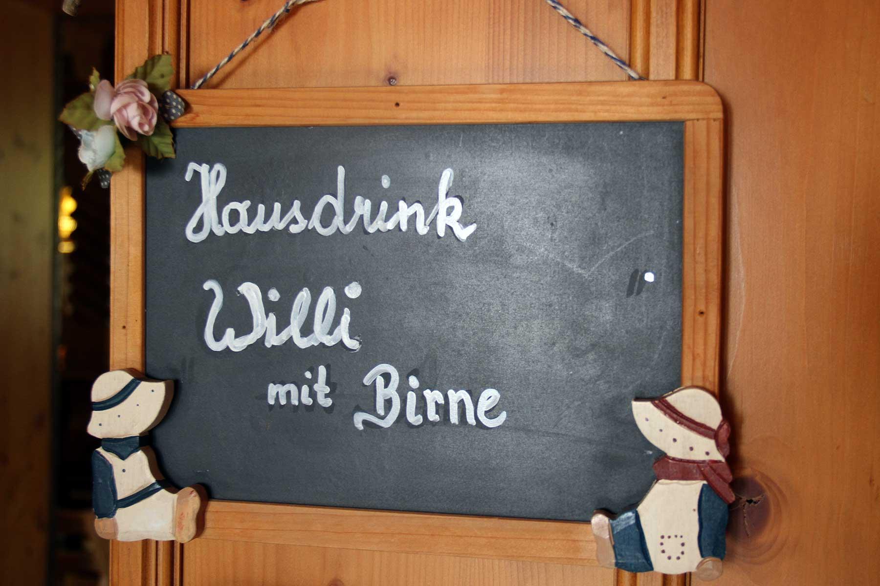 """Berggasthof Bühlalpe, Kleinwalsertal – ein """"Kurzer"""" in Ehren ..."""