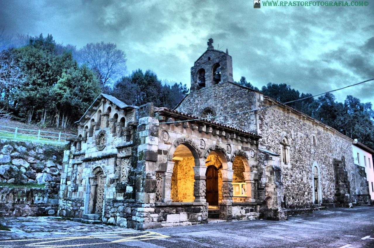 Los cimientos de la parroquia