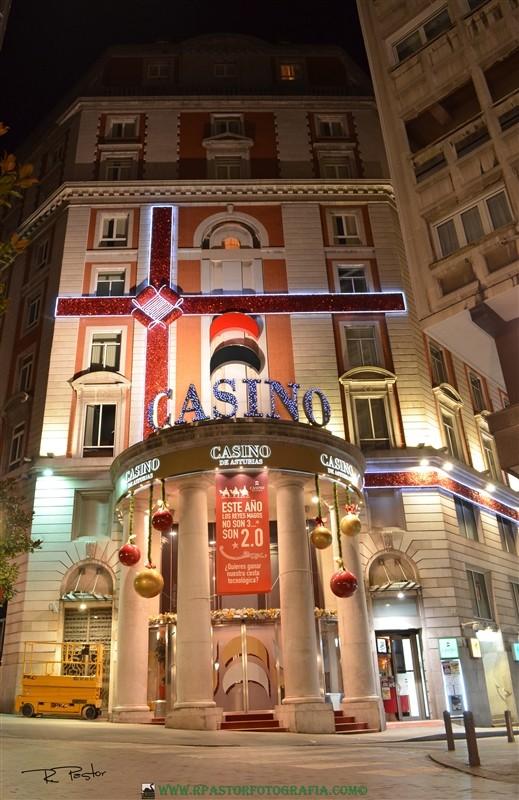 El casino de Gijon