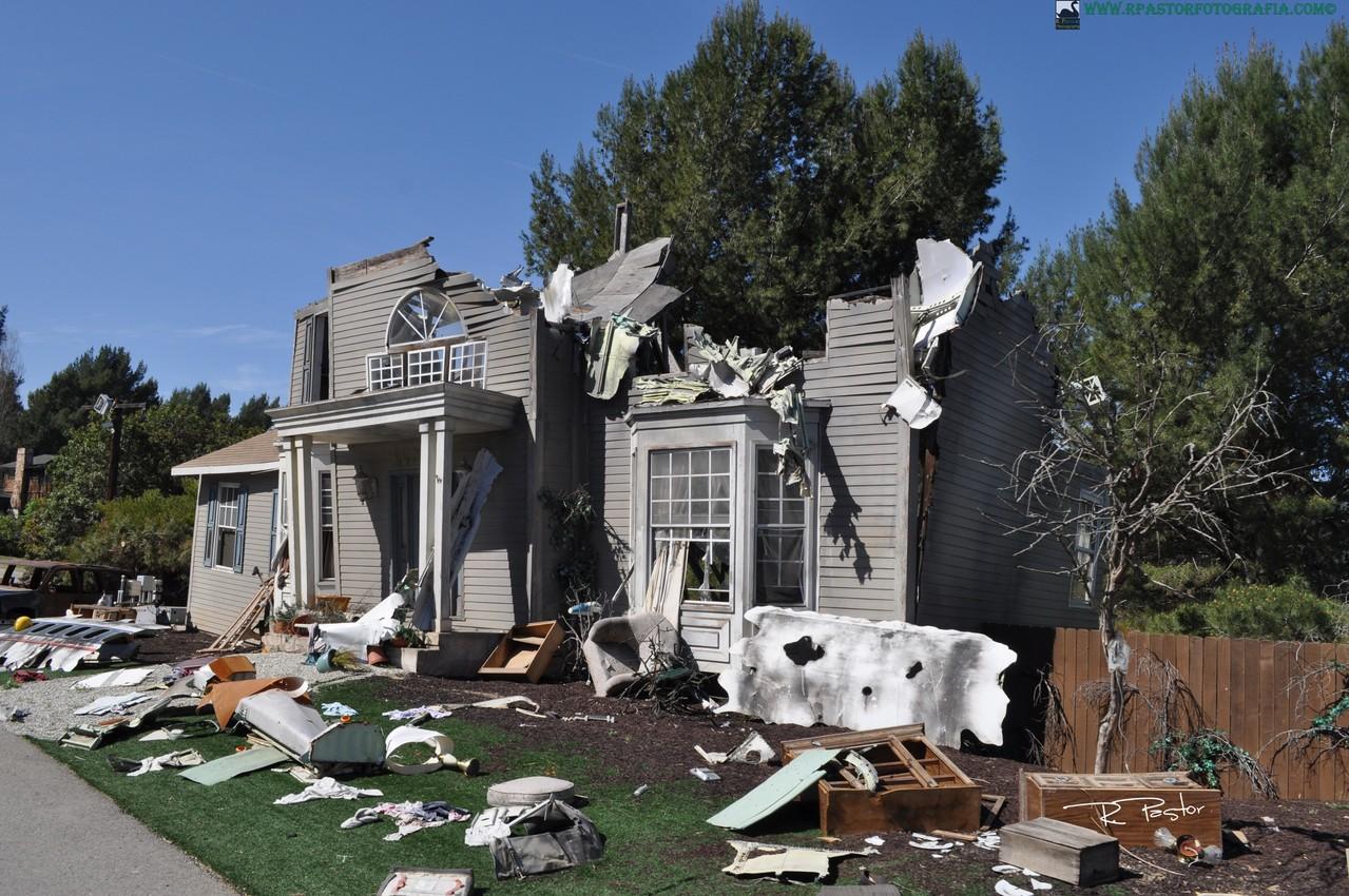 La destrucción del hogar