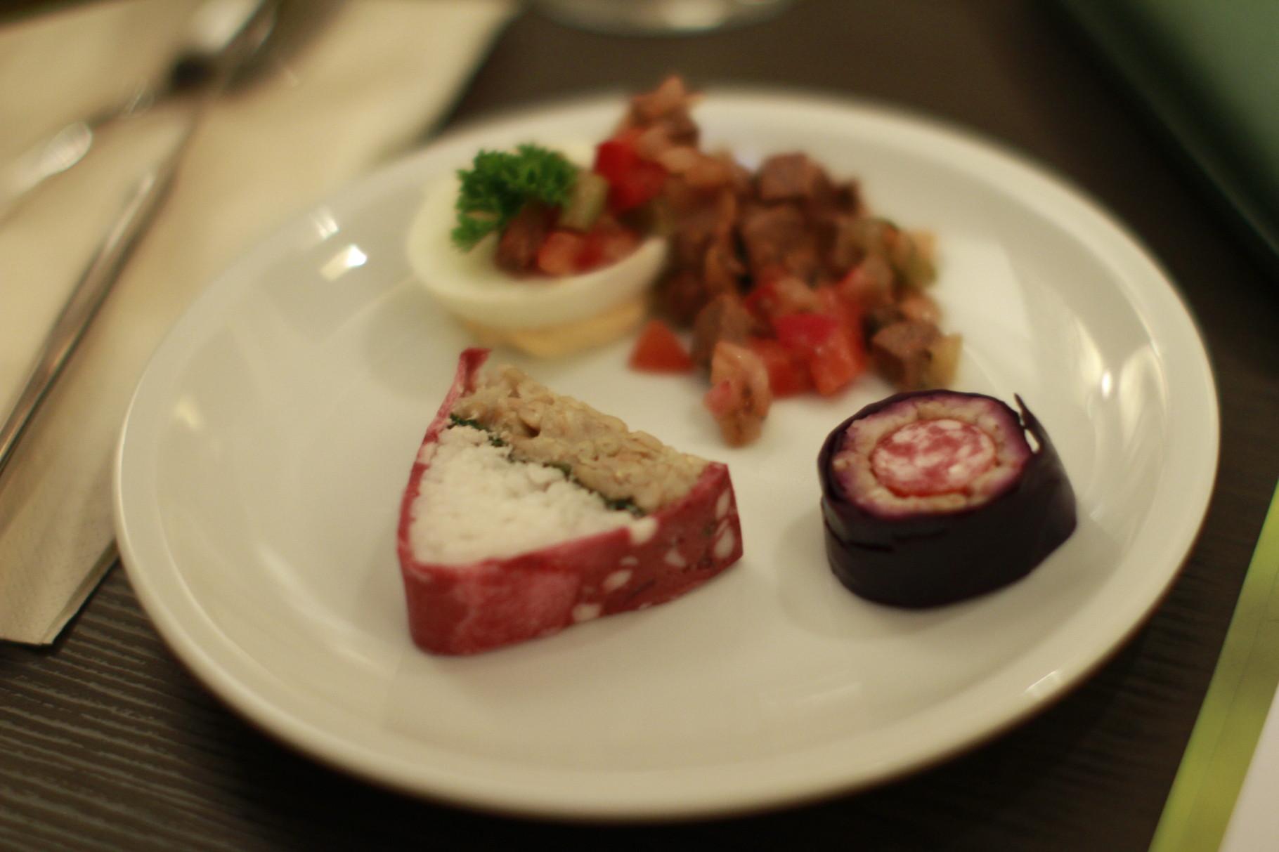 Schwarzwälder Teufelchen - Schwarzwälder Sushi