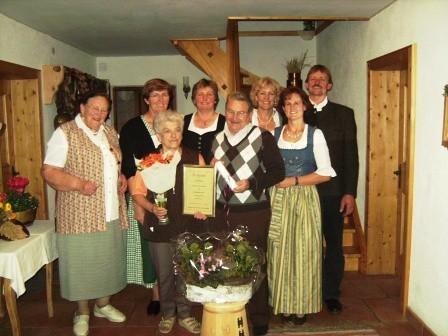40 Jahre Gästeerung Fam Schneider Fritz und Frida