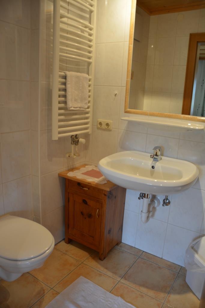 Badezimmer Whg. Bauernhaus