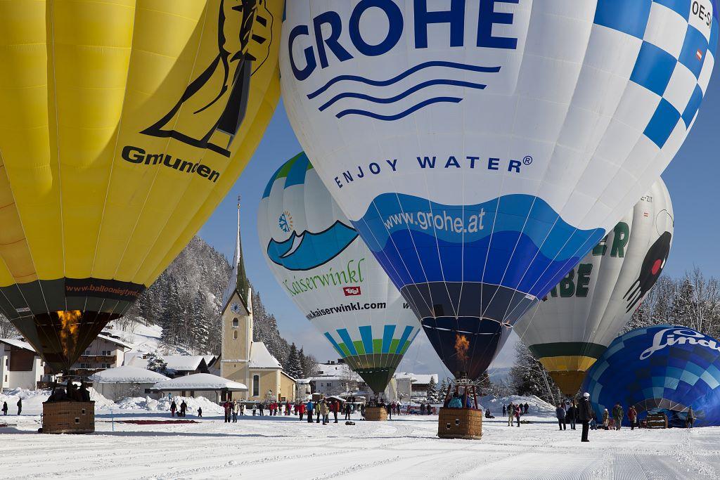 Alpin Ballooning Kaiserwinkl