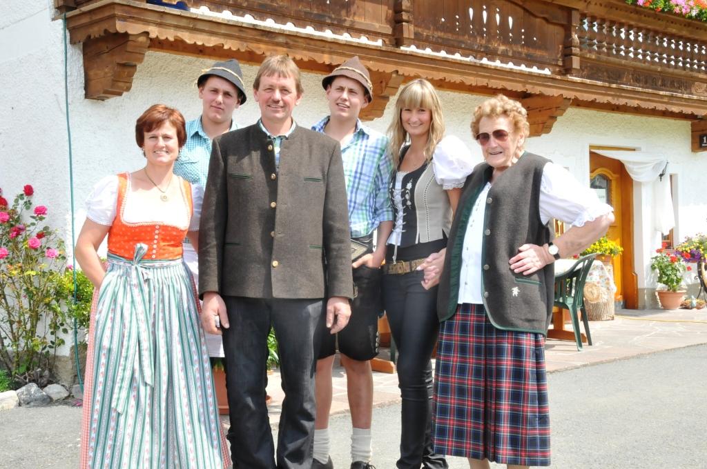 Familie Kronbichler