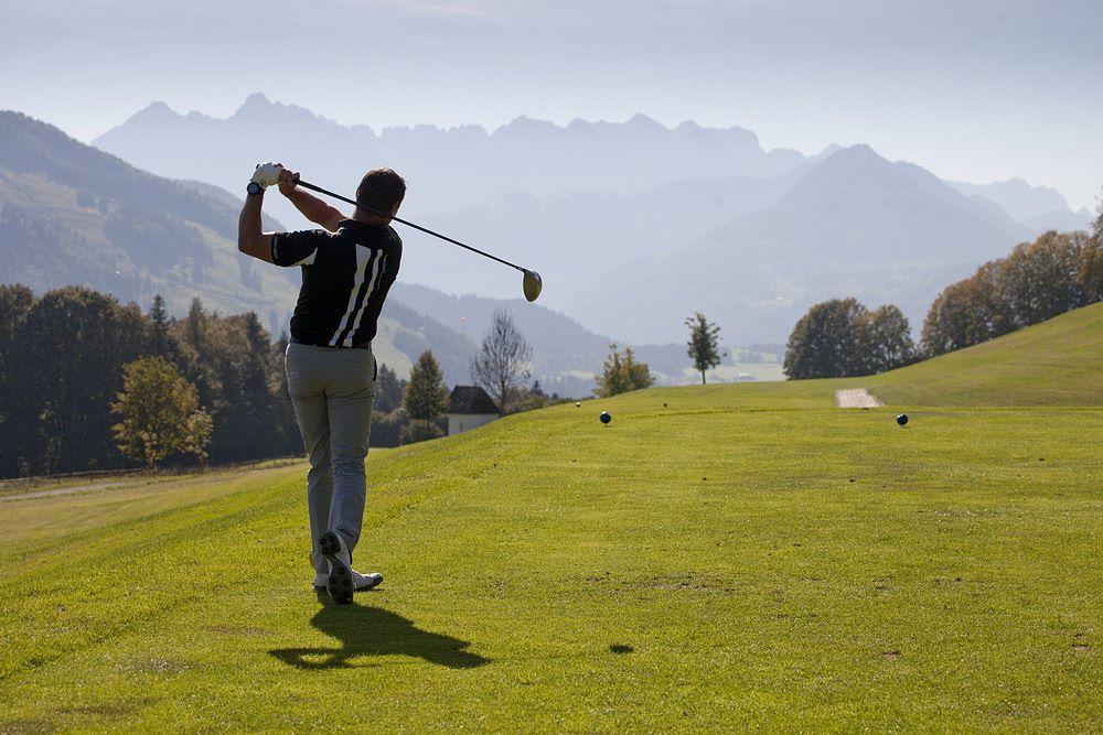 Golfplatz Walchsee