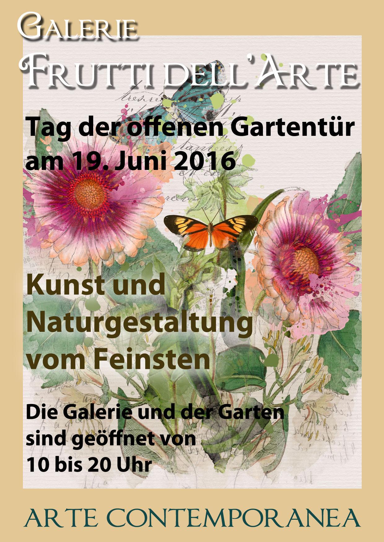 Plakat zur Aachener Kunstroute 2016 von Marcus Löhrer