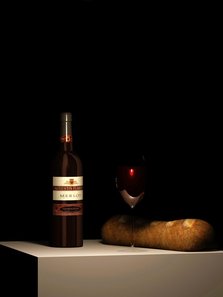 Wein und Brot, Artemisia dell'Arte auf der Aachener Kunstroute 2017 in der Galerie Frutti dell'Arte und in der Aula Carolina