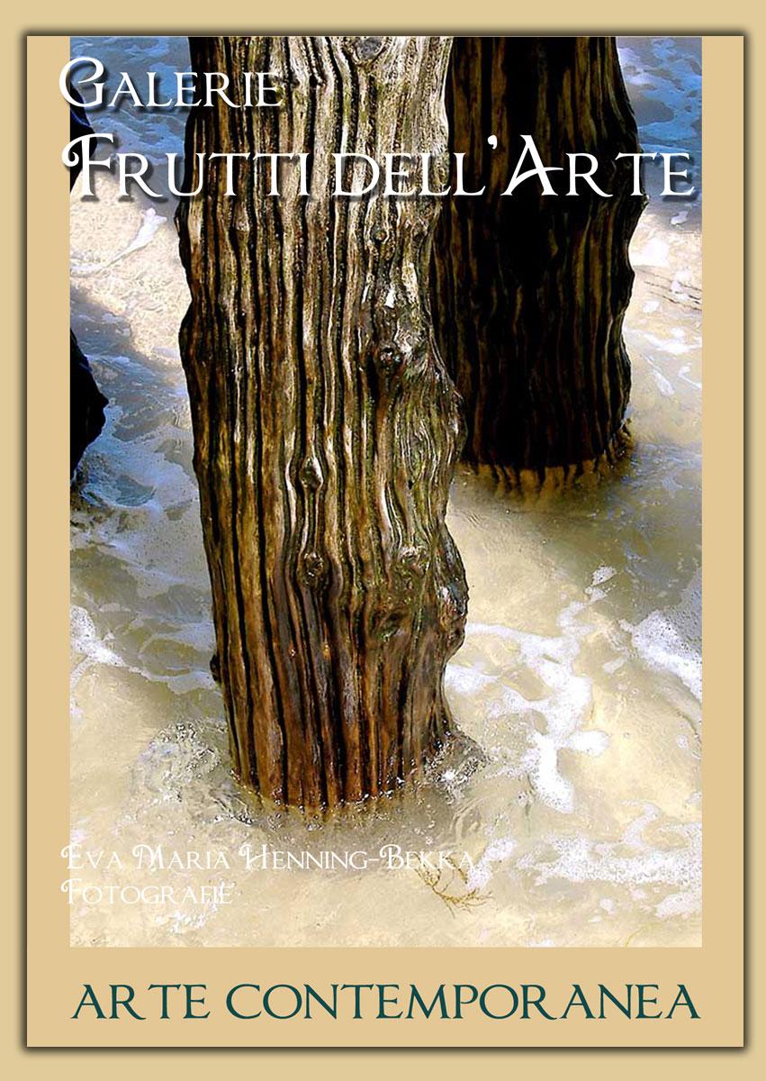 Plakat zur Aachener Kunstroute 2016 von Eva Maria Henning-Bekka