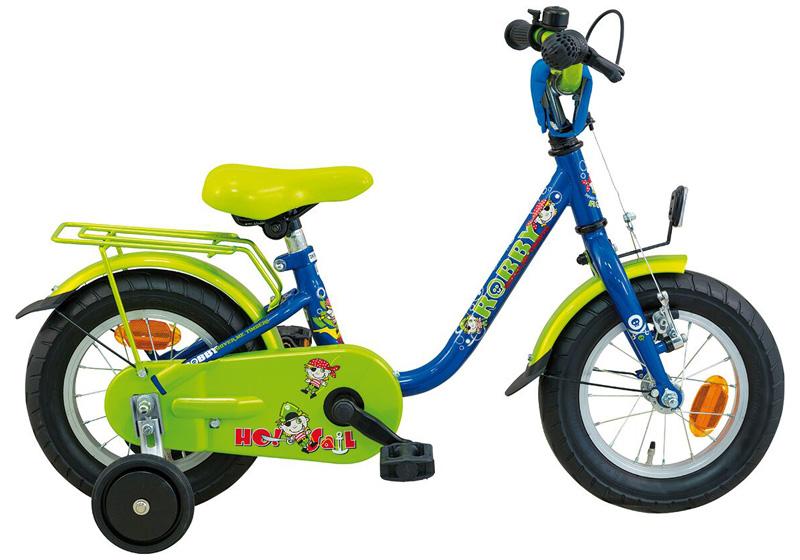 "12,5"" Kinderrad mit Stützrädern"