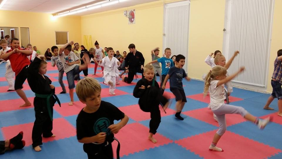 Kinderkarate Gross-Gerau