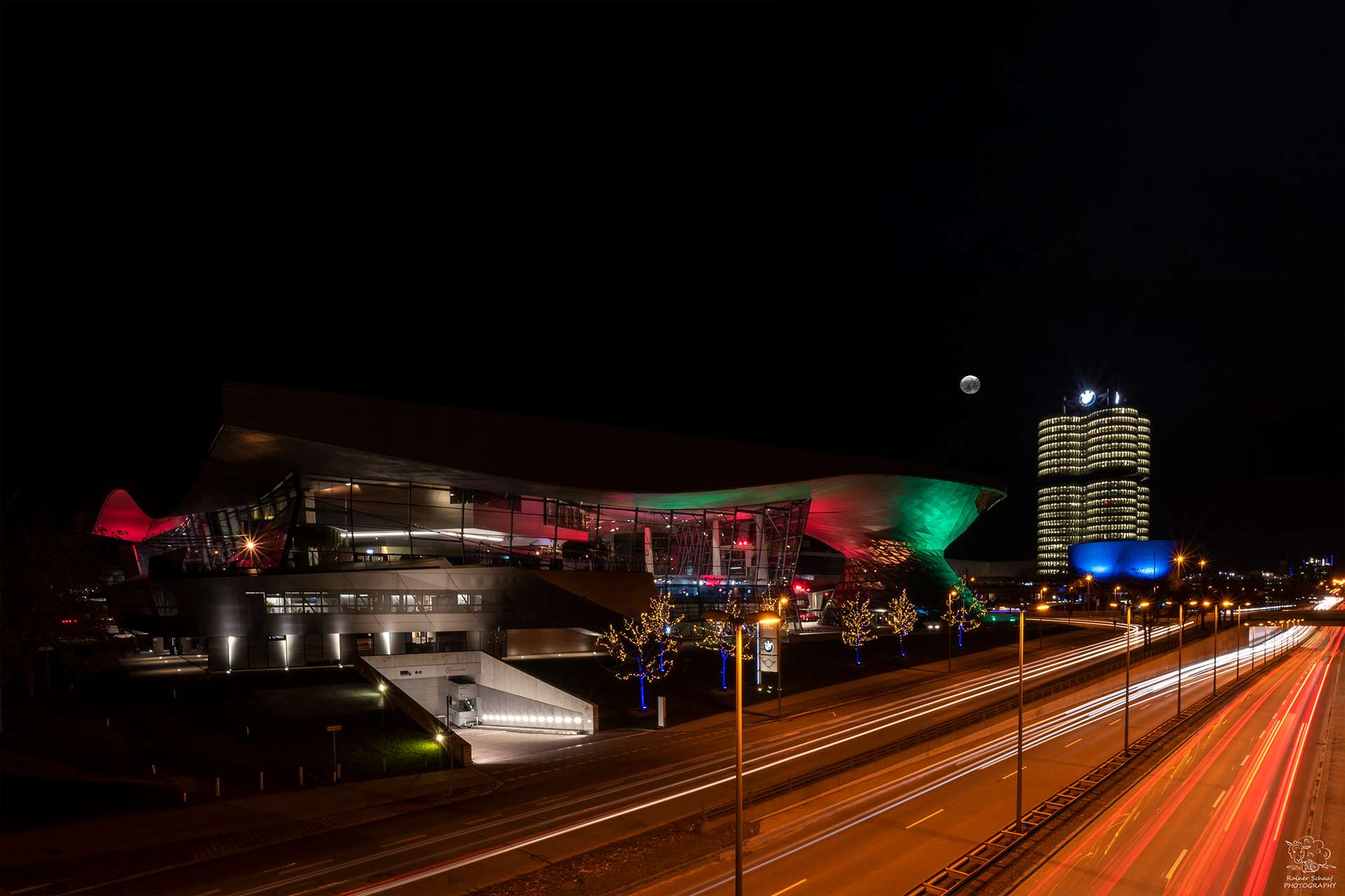 BMW Welt @ Weihnachtszeit