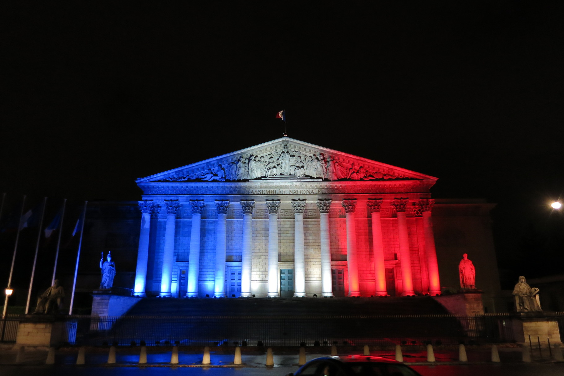 Assemblée Nationale - Paris - France - 19/11/2015
