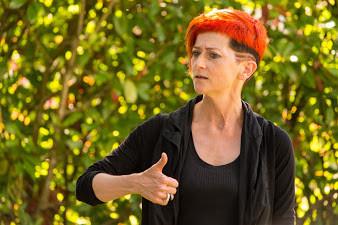 Martine Compagnon - Crédit photo : Grégory Prélat
