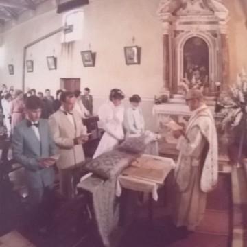 Adriana e Giuseppe, 24 Settembre 1983