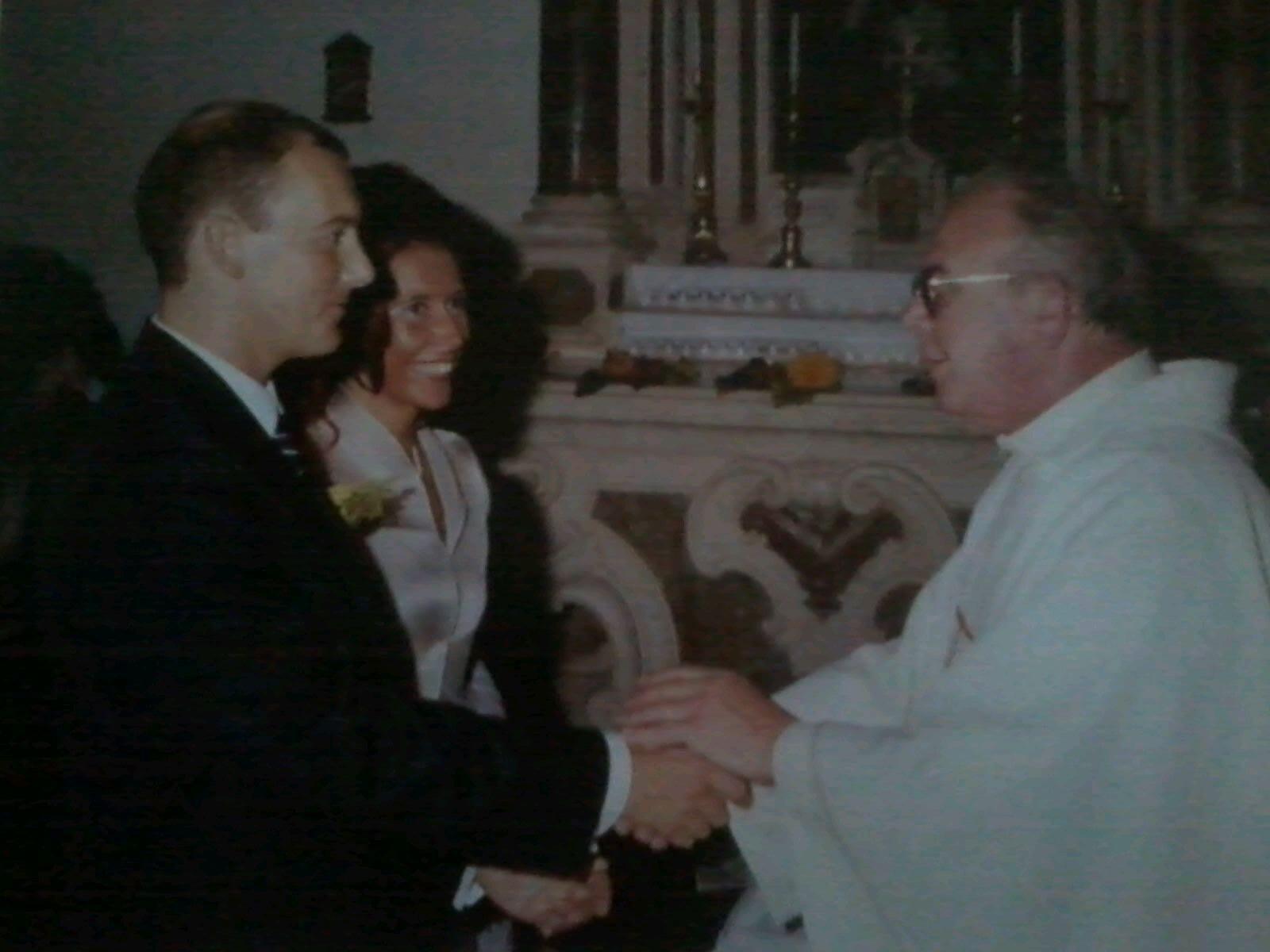 Catia e Gianluca, 30 Settembre 2001