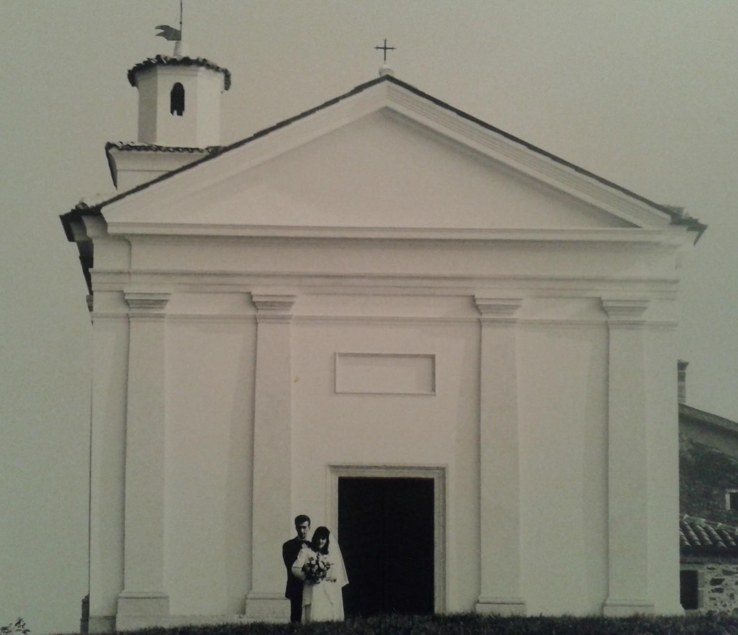 Stefania e Fabio, 14 Ottobre 1995