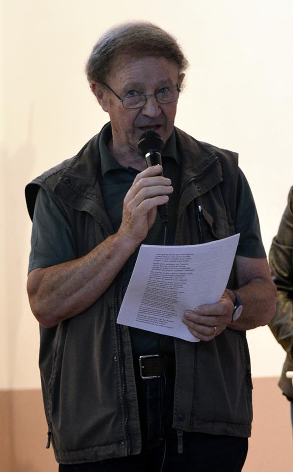 """il """"maestro""""  Giuseppe Segalla"""