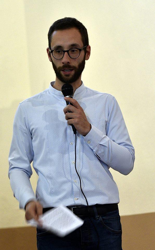 L'Assessore alla Cultura Miguel Miotti