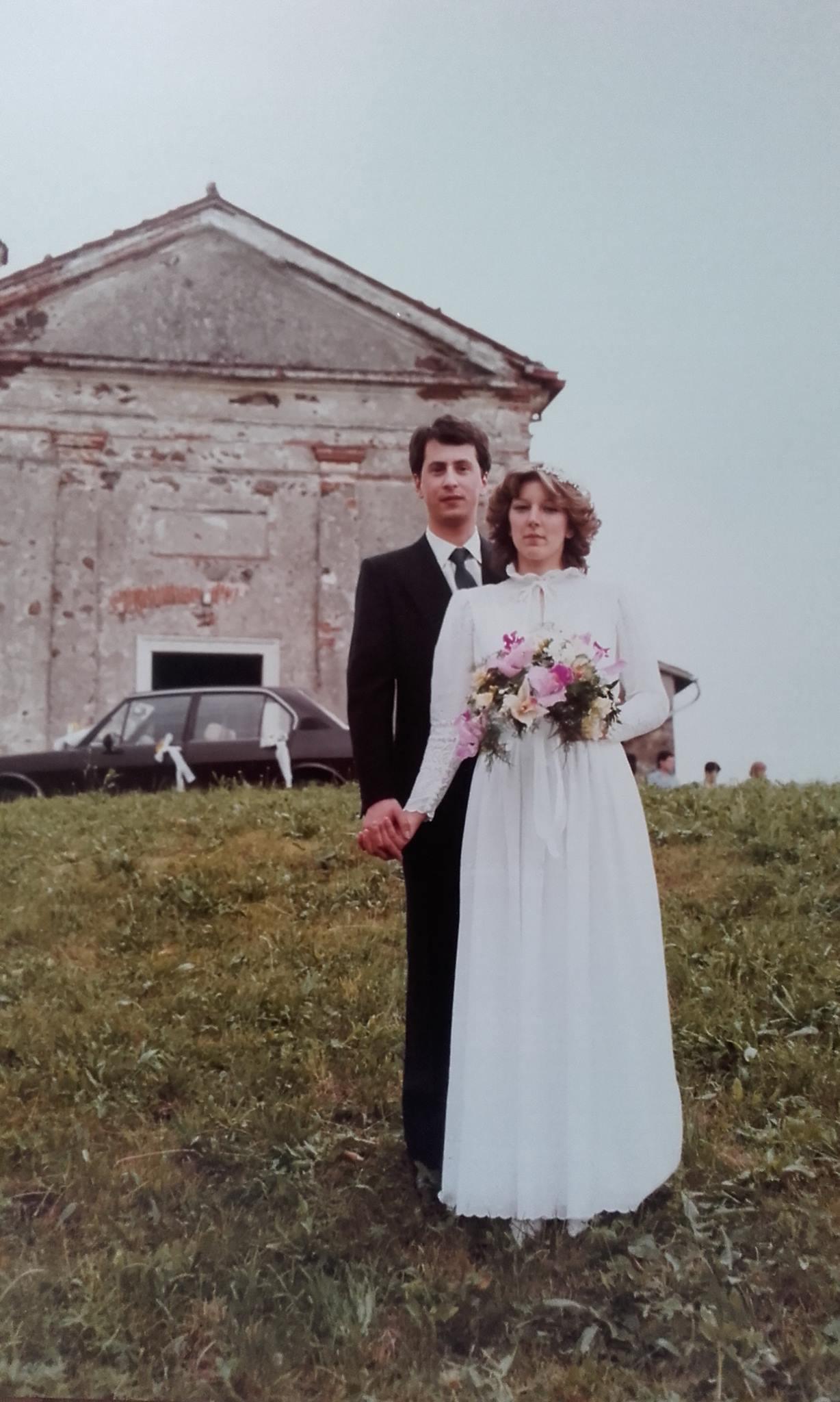 Giorgio e Fabiola, 21 Giugno 1981