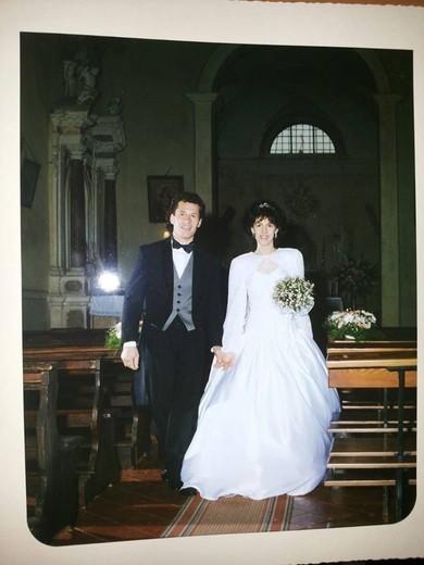 Rossella e Roberto, 14 Ottobre 1989