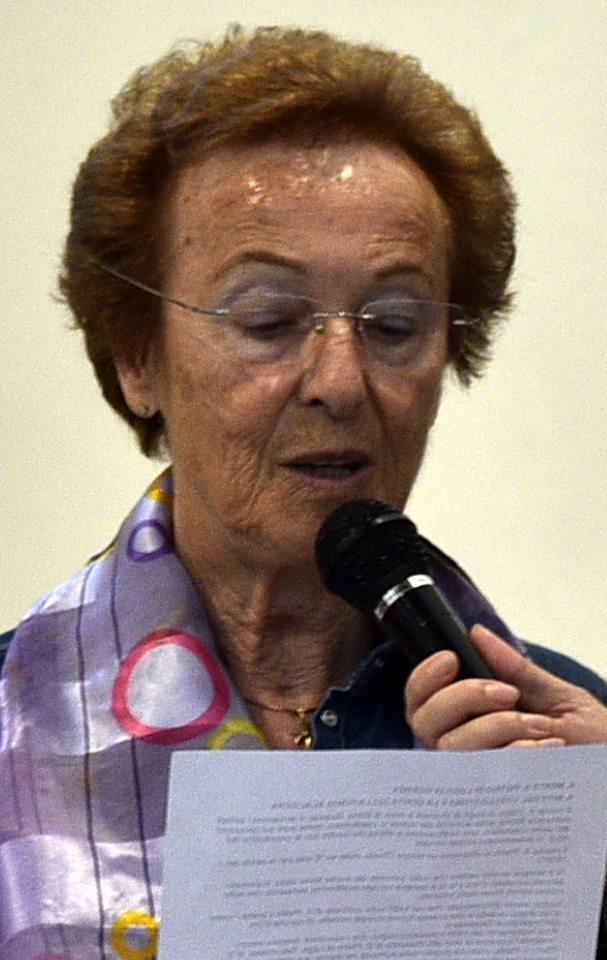Olga Simonato legge i racconti del fratello Giuliano