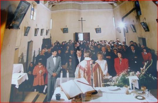 Mariateresa e Gianfranco, 1 Marzo 1992