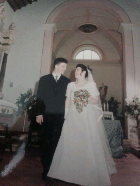 Muriel e Giandomenico, 27 Aprile 1996