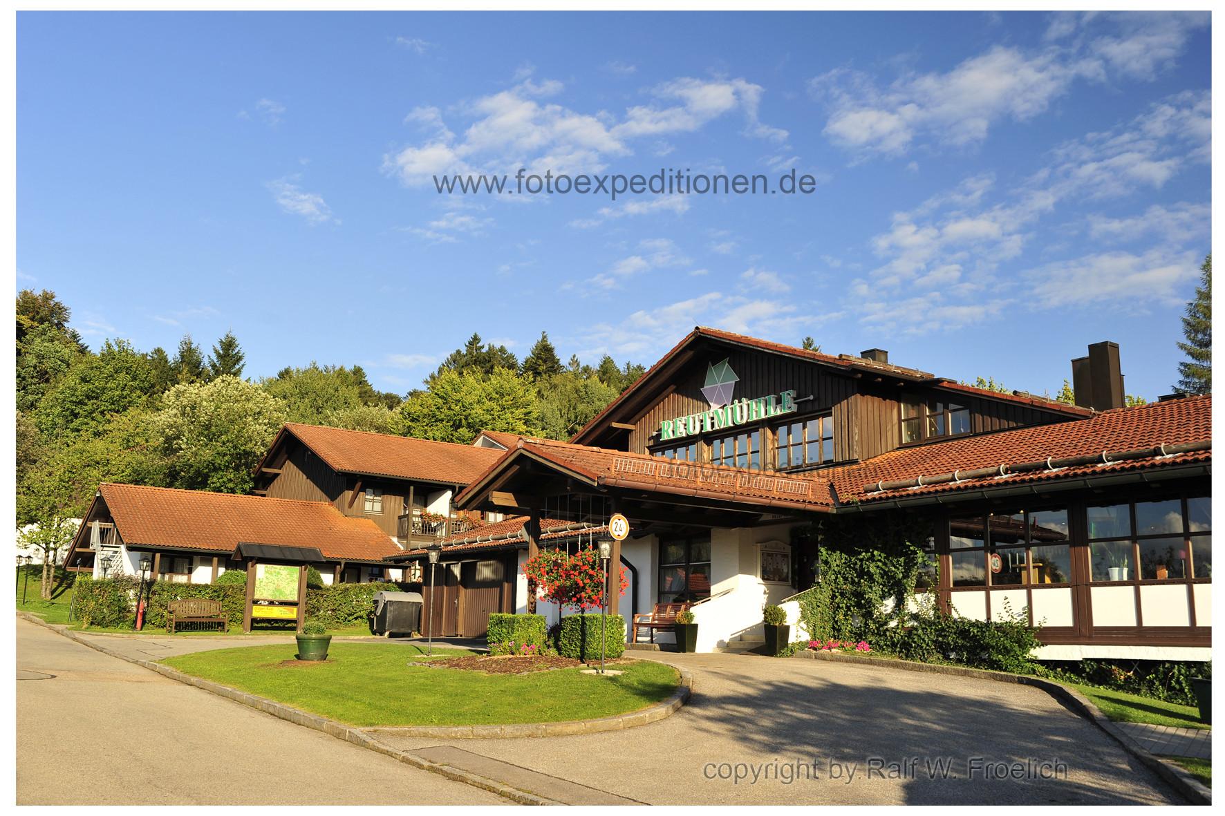 Hotel Reuthmühle, Waldkirchen, Germany