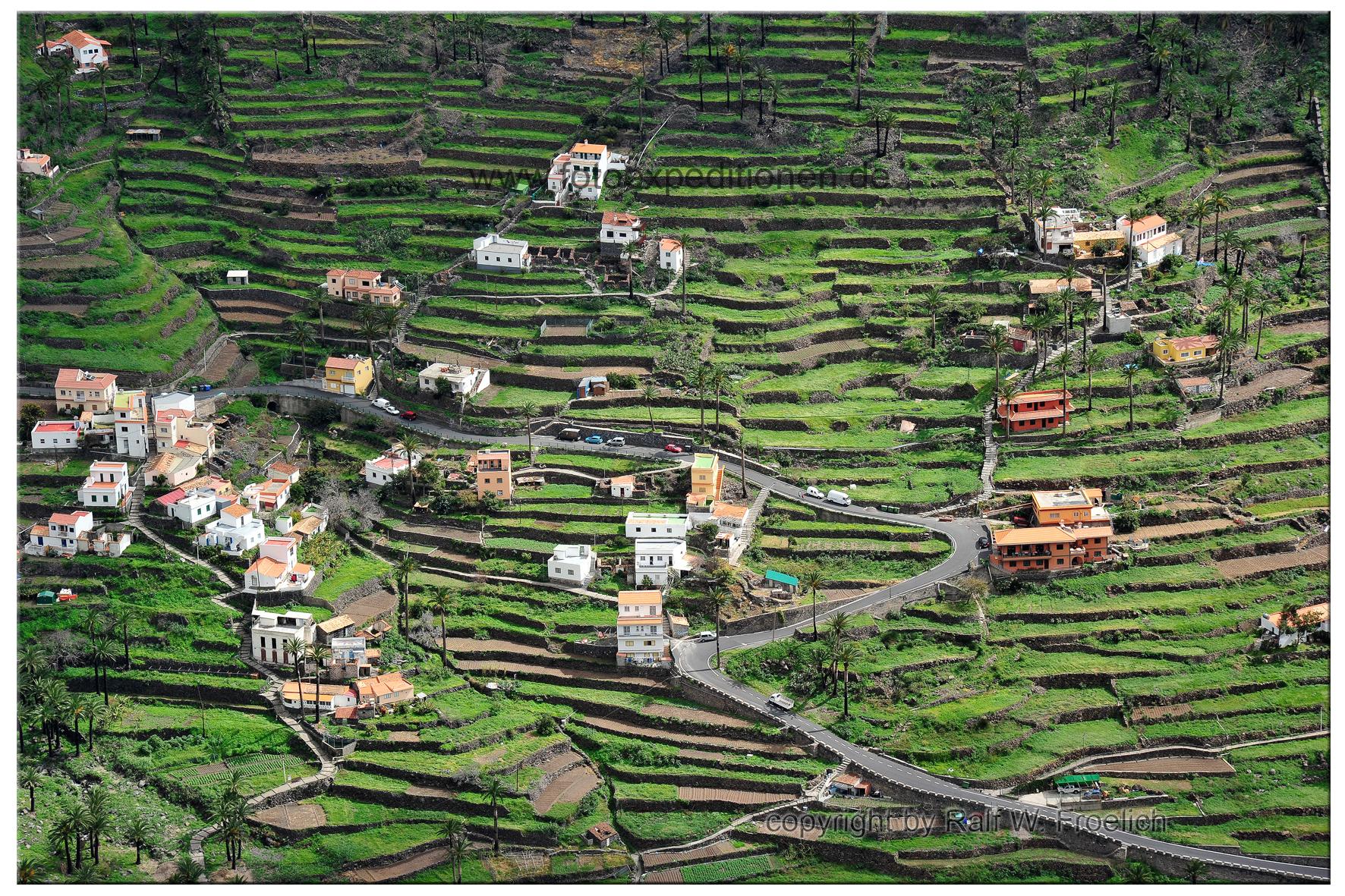 Valle Gran Rey, Gomera
