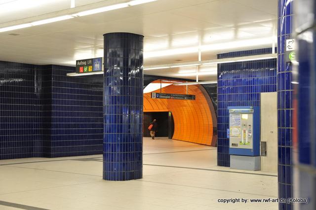 Unbahnhof Marienplatz, München