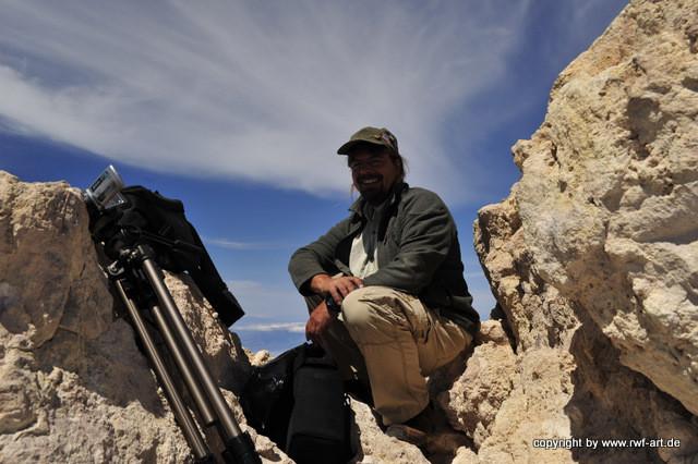 Auf dem El Teide