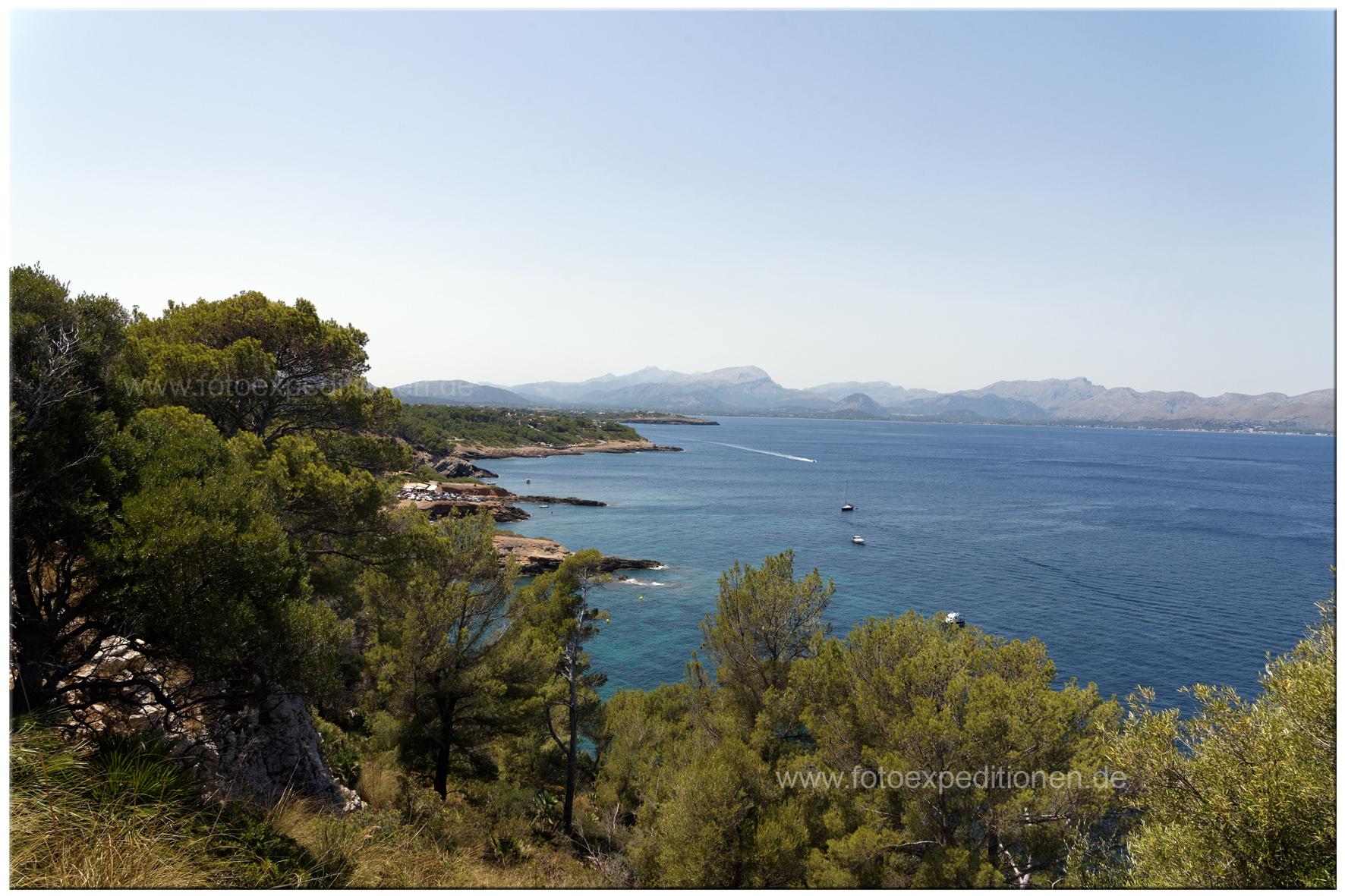 Mallorca, Bahia de Pollenca