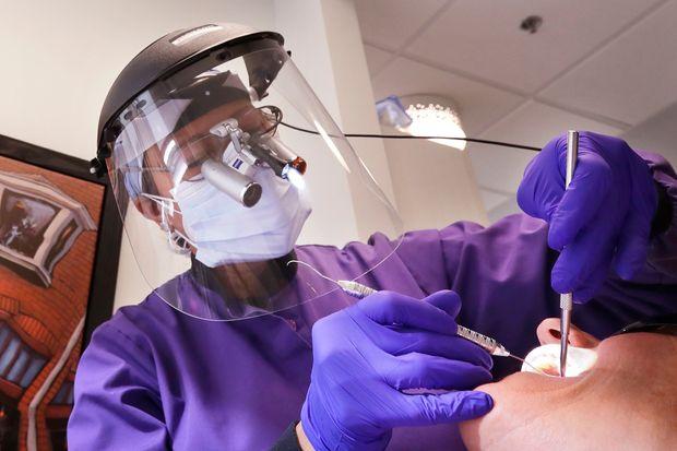 CoViD-19 Dentist, lična zaštitna oprema