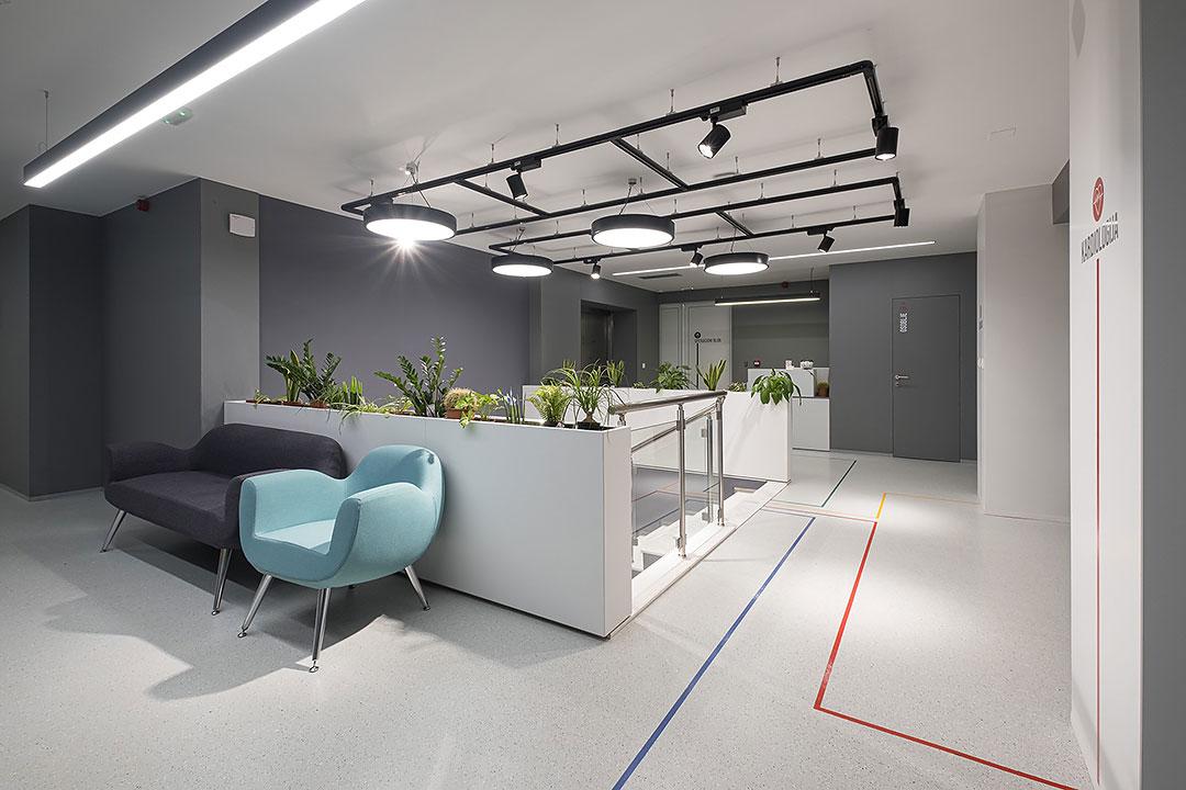 Waiting room | Dental Esthetic Studio Dr Debelja Bar Tivari Montenegro