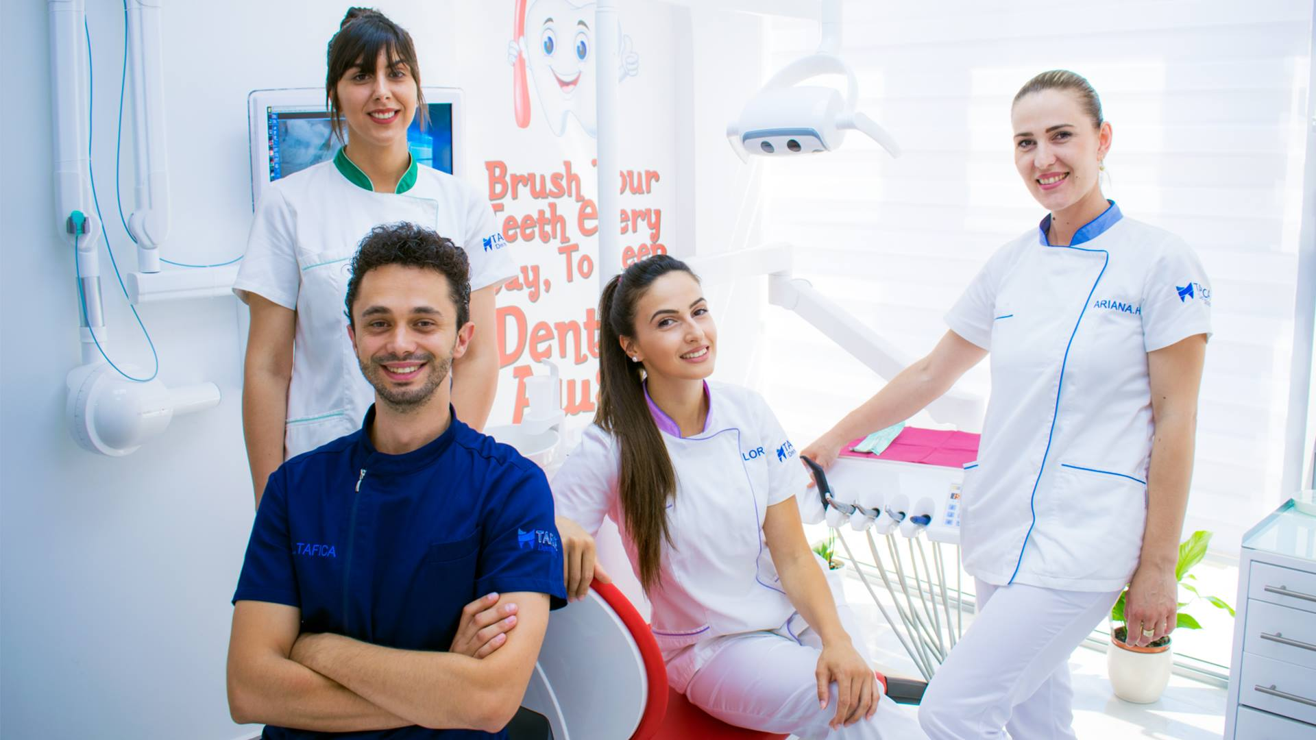 2018 | SuperSmile Dentist Dr Liridon Tafica in Ulcinj/Ulqin joint the Hub