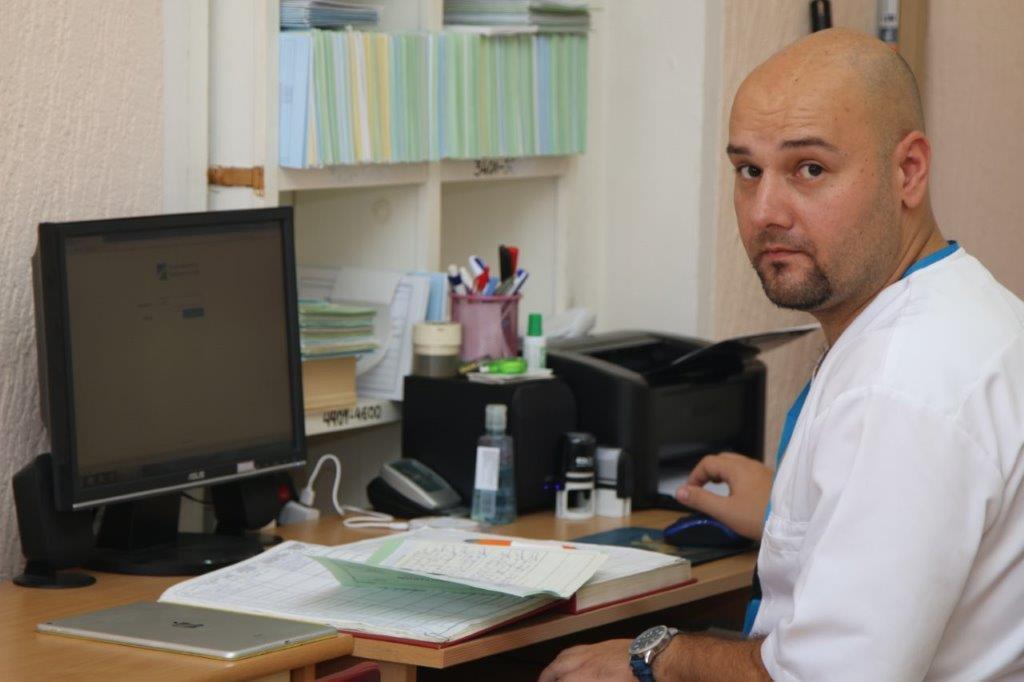 Dr Valdet Spuzha, General Dentist Ulcinj, Montenegro