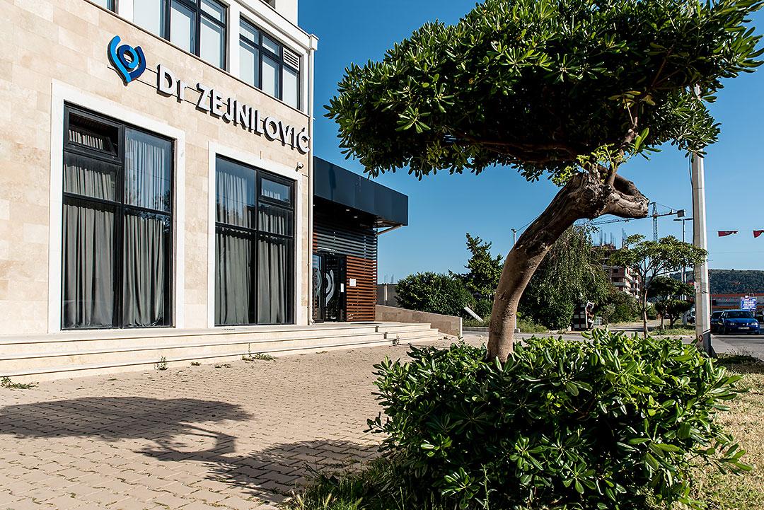 New Building Daily Hospital Dr Zejnilović | Dental Esthetic Studio Dr Debelja Bar Tivari Montenegro
