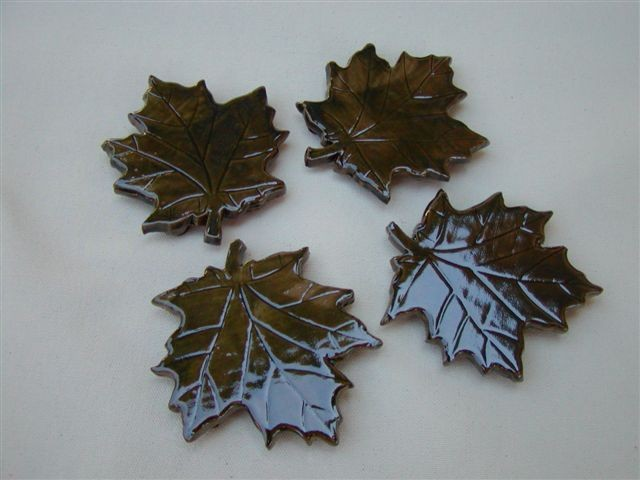 Leaf Coaster (set of 4)