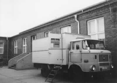 W50 Gefangenentransport nach Reichenhainerstr. 236
