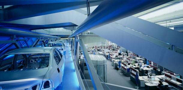 BMWオフィス