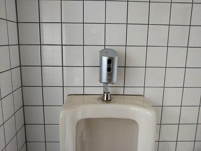 自動水栓 センサー 施工