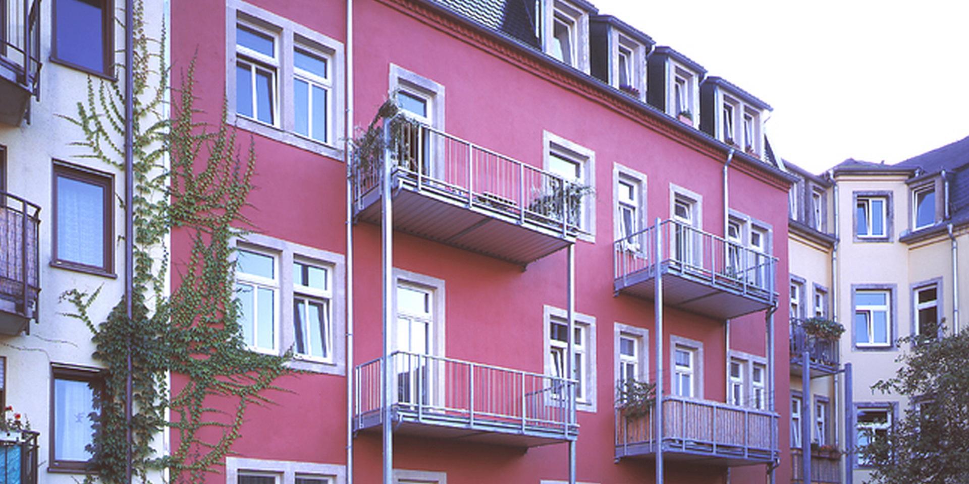 Sanierung und Umbau Altbau Wohnhaus – Dresden, Frick.Reichert Architekten