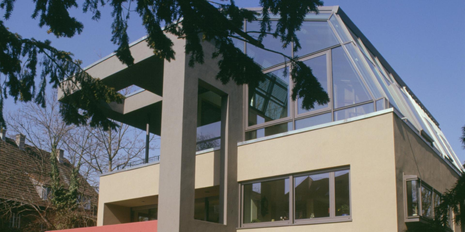 Neubau Mehrfamilienhaus – Mainz, Frick.Reichert Architekten