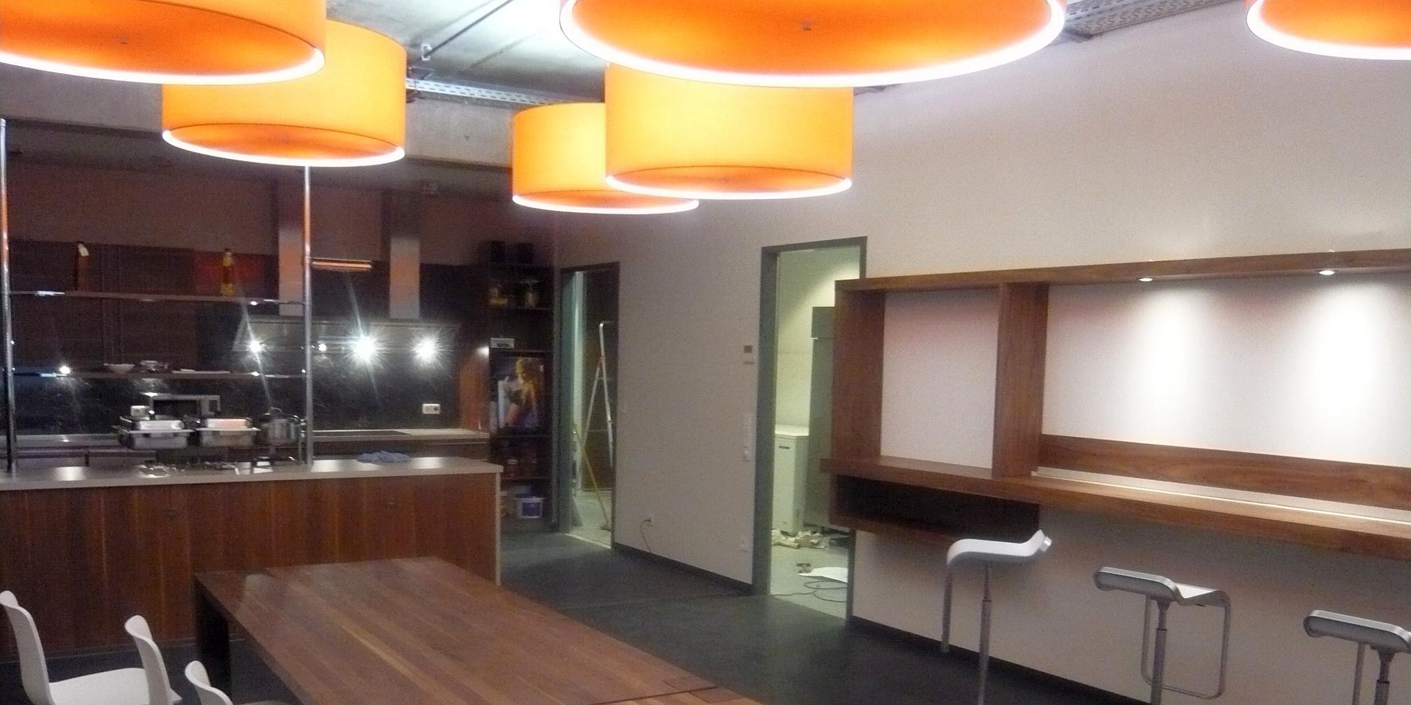 Architekten Frankfurt – Umbau und Neugestaltung Büroetage für SIGMA in Rodgau, Architekturbüro Frick.Reichert Architekten