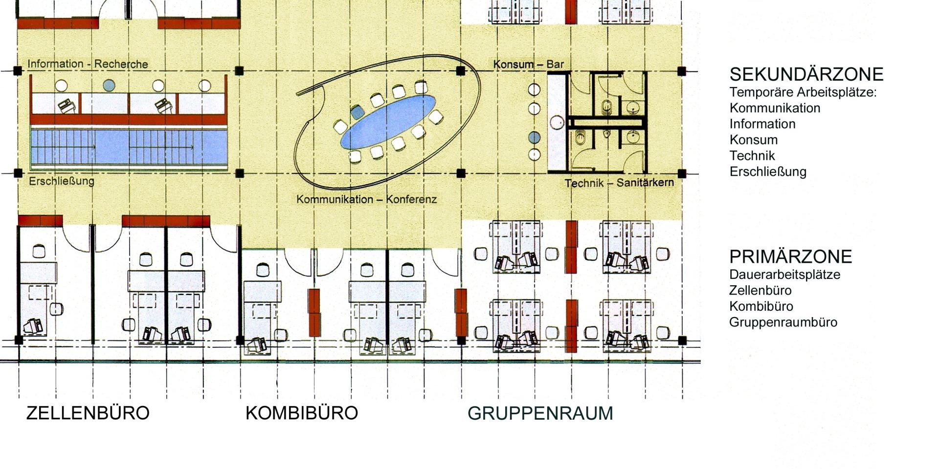 Architekten Frankfurt – Neubau Bürohaus Brentanopark in Frankfurt am Main Rödelheim, Architekturbüro Frick.Reichert Architekten