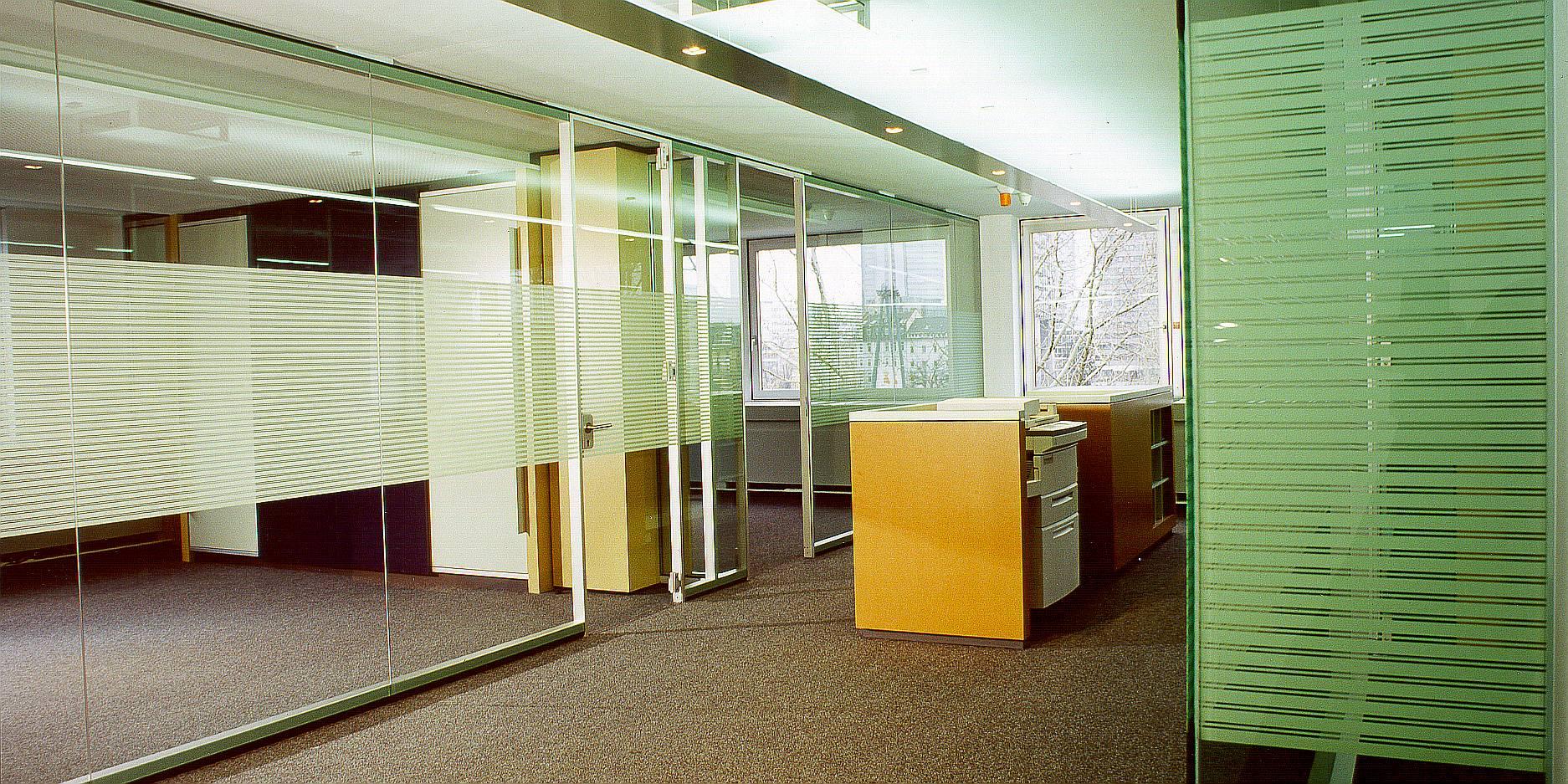 Umbau und Neugestaltung Büroetage für G.F.M.O. – Frankfurt Sachsenhausen, Frick.Reichert Architekten