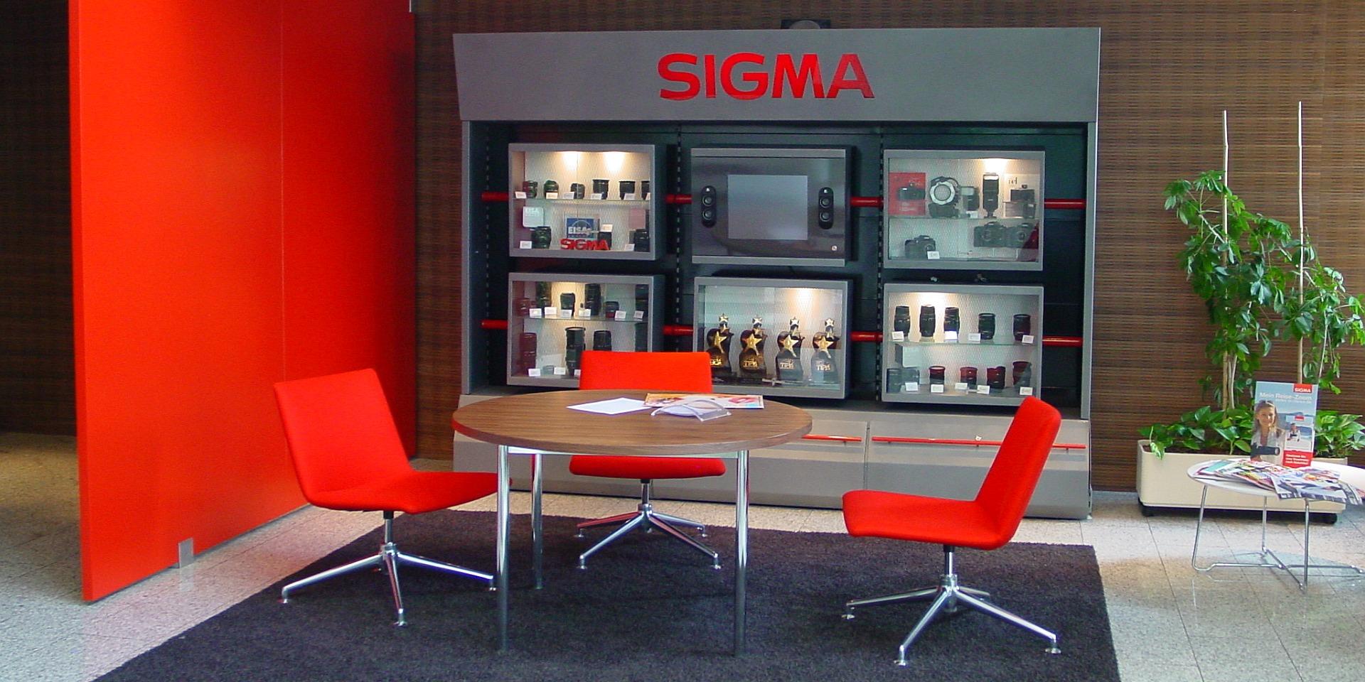 Umbau und Neugestaltung Büroetage für SIGMA – Rodgau, Frick.Reichert Architekten