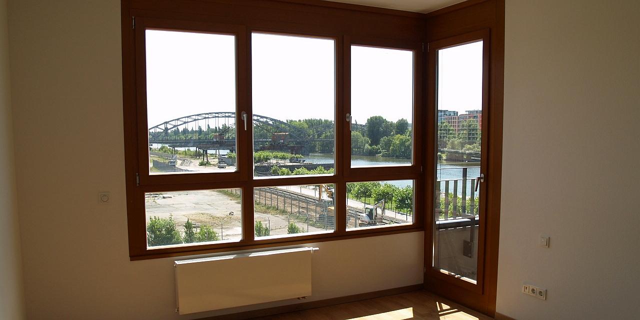 Architekten Frankfurt – Neubau Mehrfamilienhaus in Frankfurt Osthafen, Architekturbüro Frick.Reichert Architekten