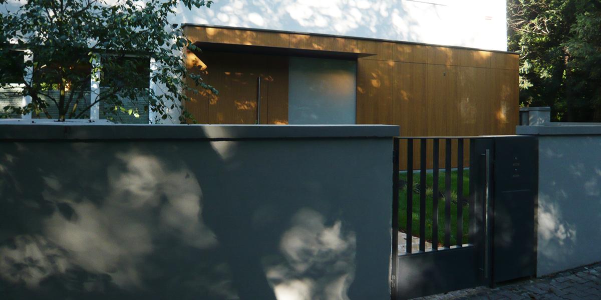 Architekten Frankfurt – Umbau Einfamilienhaus in Frankfurt Westend, Architekturbüro Frick.Reichert Architekten